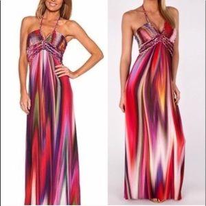 Sky Jolima Maxi Dress